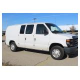 #1120 Ford E-150 Work Van