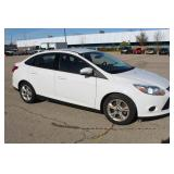 #223 2014 Ford Focus w/ 29,182 Miles