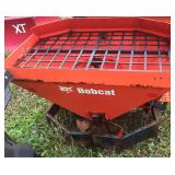 Bobcat Salt Spreader - side view