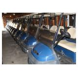All carts have been maintained and are in working order