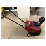 2 Toro Snow Blowers