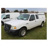 #1498 2009 Ford Ranger Extended Cab pick up - 26.8k miles