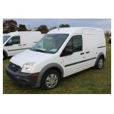 #1082 2013 Ford Transit Connect Cargo Minivan 8.1k miles