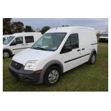 #1305 2013 Ford Transit Connect Cargo Minivan 13.3K miles