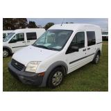 #1312  2013 Ford Transit Connect 31.8K miles