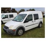 #1451 2013 Ford Transit Connect Mini Cargo w/ 32,853 Miles