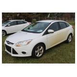 #223 2014 Ford Focus Sedan 29k miles