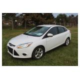 #143 2014 Ford Focus Sedan