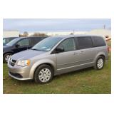 #63 2014 Dodge Grand Caravan 27.7k miles  Stow & Go