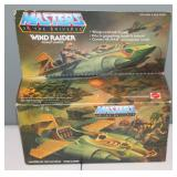 #300 Masters of the Universe Wind Raider sealed