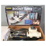 #315 Micronauts Rocket Tube system - with box - looks complete