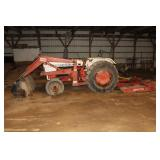 995 David Brown Case Tractor