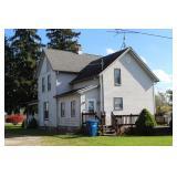 Large 4-Bedroom 2 Bath 2-Story Farm House on 7.98 Acres In Tecumseh MI