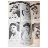 "A. Lopez, Lolich, Fidrich, E. Mattews, Earl Wilson, Gehringer, Kell ETC., ""Bless You Boys"" signed"