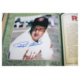 signed by 46 incl. R. Roberts, W. Sphan, W. Ford, Curt Flood, ETC.