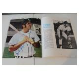 1973 signed by (13) players incl. Horton, Kaline, Howard, A. Rodriguez