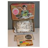 #416 Rare Denny McClain AMT complete model of the Horse Hide Hauler in box