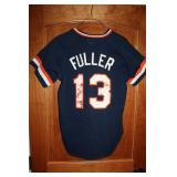 #421 Detroit Tigers Fuller #13 Spring Training Jersey size 42 - most likely 1987