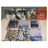 #413 (11) Tiger Programs & related incl. autographed Number retirement of Hal Newhouser, Tiger Stad
