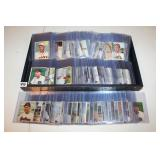 #440 Large lot of 1950 Bowman set starter - mostly commons