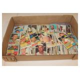 #472 1961 Topps big lot -mostly commons - better grade