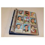 #474 1969 Topps approx 170 cards higher grade cards