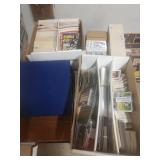 #511 Big lot of the stuff left incl. Jersey acrds- many signed