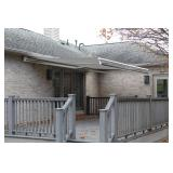 Lifetime Deck with Marygrove Awning