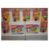 Nickelodeon cookie cutters incl. Hey Arnold and Rugrats