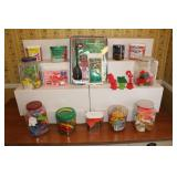 Snowden cookie kit and American Greetings cookie cutters