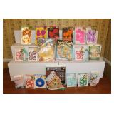 Wilton Easter basket cookie/gingerbread house set