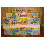 Play-Doh molding mania playset, Barney play box