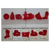 Plastic cookie cutters incl. Land of Make-Believe and HRM