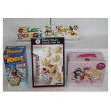 Misc. Disney baking kits