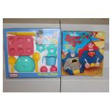Bake sets incl. Wilton and Little Tikes