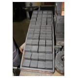 (3) Sets Gage Blocks