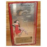 #900 Acme Sign Co. Mirror - Salesman Sample