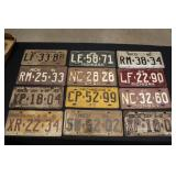 #919 Very cool Michigan License Plates