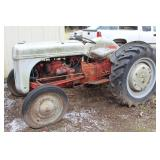 9N Ford Red Belly Tractor