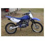 Yamaha TTR 125L Dirt Bike