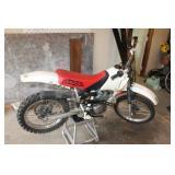 Honda 100R Dirt Bike