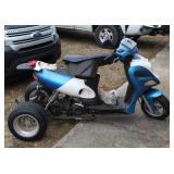 Motorized Trike  - as is