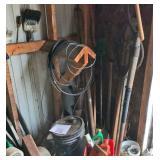 misc. yard tools
