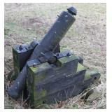 yard cannon!!