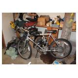 Nishiki Mountain Bike with gas conversion