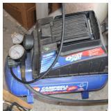 small Quiet Air Campbell Hausfeld air compressor