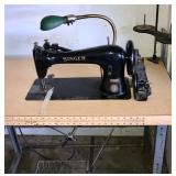 Nice old Singer Commercial Sewing Machine