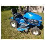 New Holland LS45 Garden tractor w/ 45 in cut- Hydrostatic