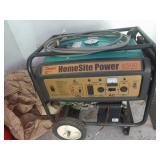 Onan Homesite Power 6500 portable generator