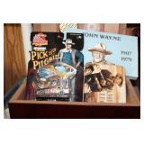 John Wayne collection incl. Die cast car